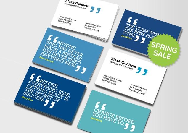 Business Card Quotes. QuotesGram