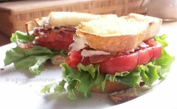 Bacon, Lettuce and Tomato | Hodge Podge of Favorite Things | Pinterest