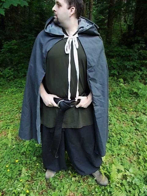 Gray cloak 7