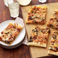 Garden Pizza | Recipe