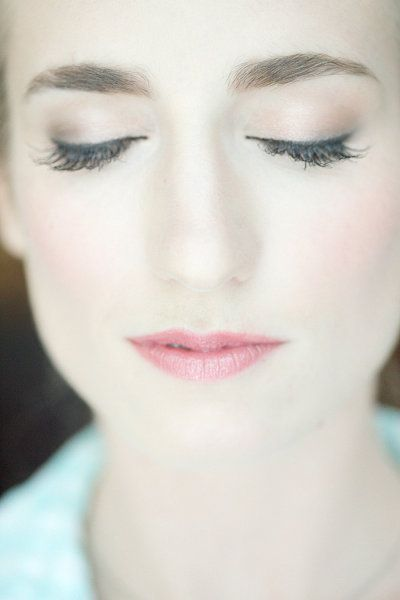 Simple wedding makeup i do. Pinterest