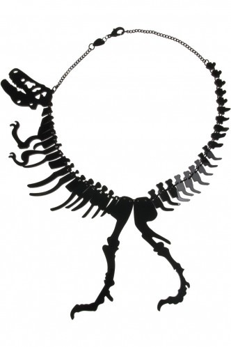Tatty Devine - Dinosaur necklace