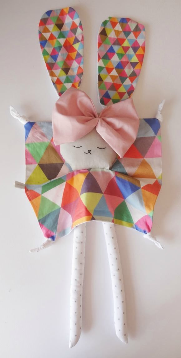 Handmade Bunny from Youttle