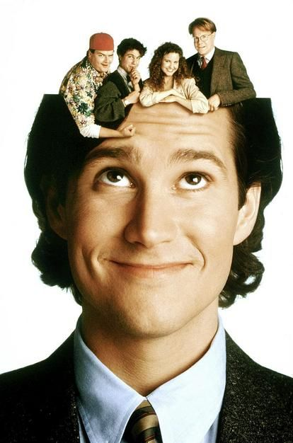 Herman's Head - (1991-94). Starring: William Ragsdale, Hank Azaria ...