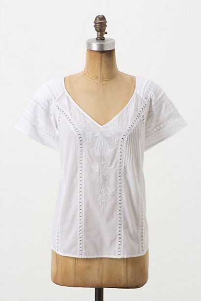 Anthropologie Peasant Blouse 57