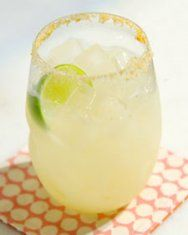 Chile-citrus margarita with homemade infused tequila