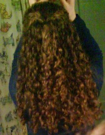 How to Grow Longer Curly Hair