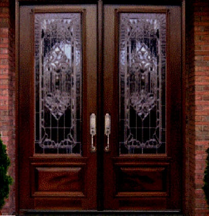 Pin by margarita larrea on front doors with style pinterest for Residential entry doors