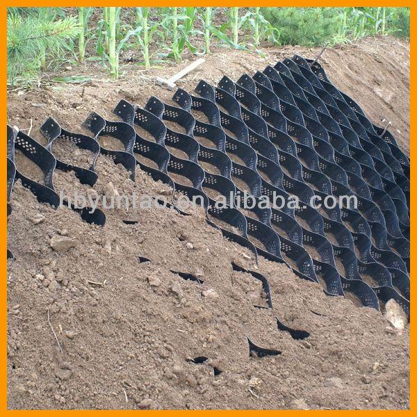 Hdpe soil stabilization cellular confinements buy soil for Soil stabilization