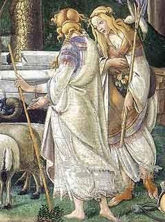 Zipporah (Moses' first...