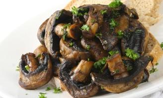 Mixed Mushrooms with Port - Modern Farms Mushroom - Recipes