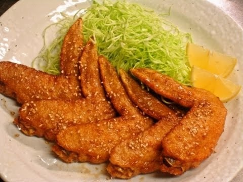 Japanese Fried chicken wing tip | Asian | Pinterest