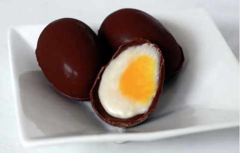 Homemade Cadbury Creme Eggs . . . I made these last Easter ('11) and ...