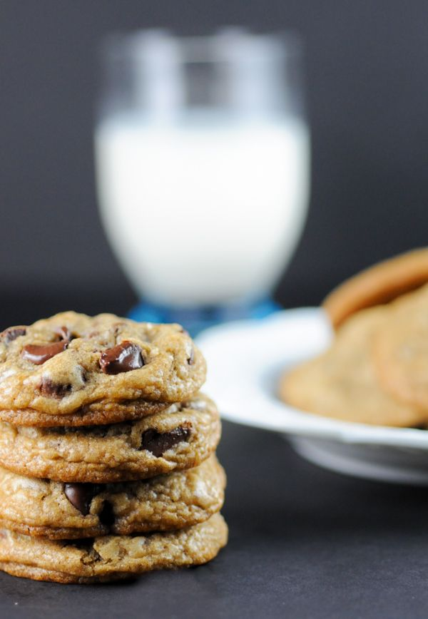 ... It's National Chocolate Chip Cookie Day- Tips for Perfect Cookies