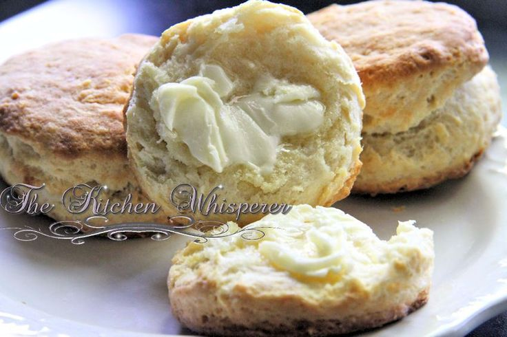 Day 22 - Countdown to Christmas Flaky Buttermilk Biscuits | Recipe
