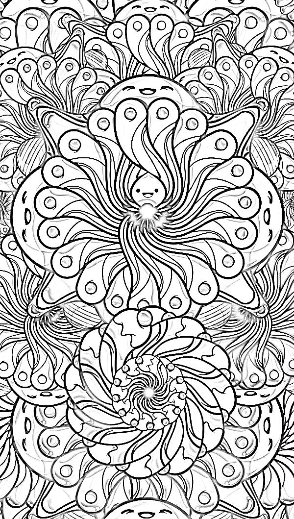 Pin Pin Complex Coloring Page Adult Printable Tattoo Complex Coloring Pages For Adults