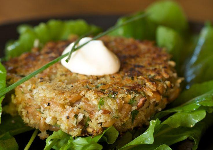 Farro And Mushroom Burgers Recipes — Dishmaps