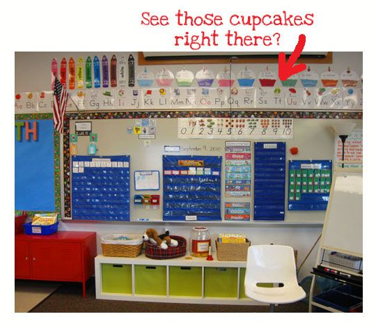 Kindergarten Classroom Calendar Wall : Classroom set up school pinterest