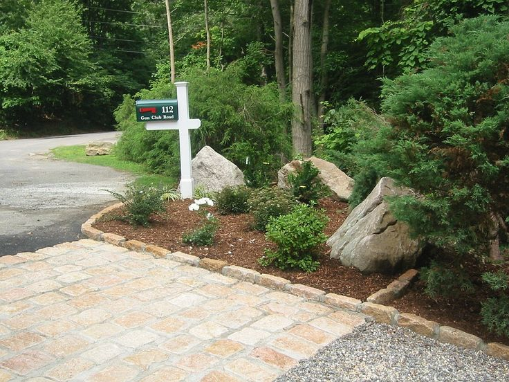 Gravel driveway ideas things for the home pinterest - Ideas for gravel driveways ...