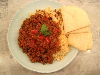 Crock Pot Picadillo - Skinny Taste recipe....super yum!