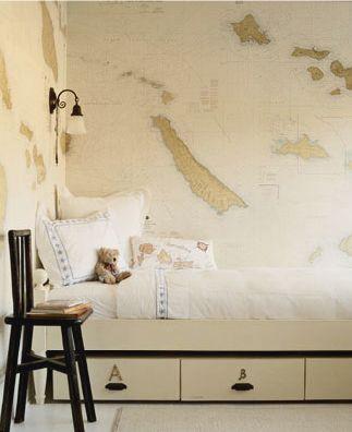 Kid's Room Map