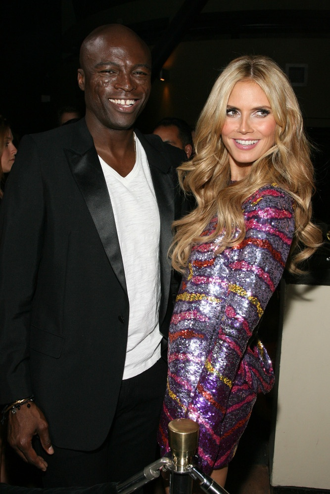 Heidi Klum And Seal Dating Again? 'They're Together A Lot Now,' Says ...