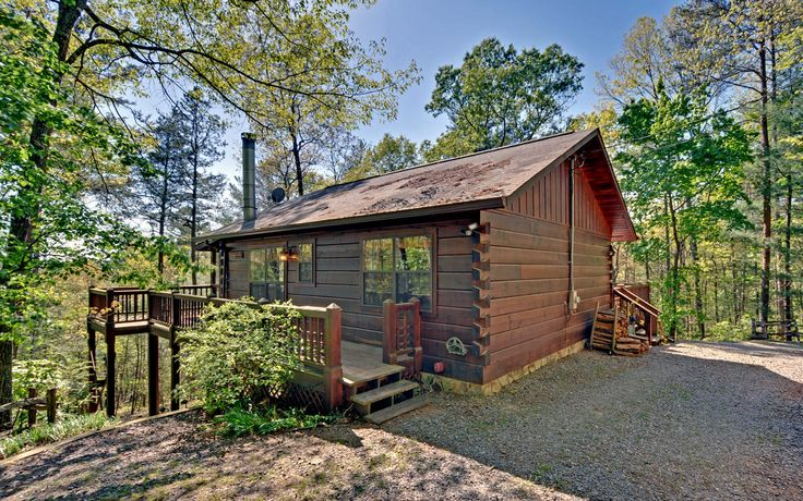 Green Mountain Pet Friendly Cabins In North Georgia