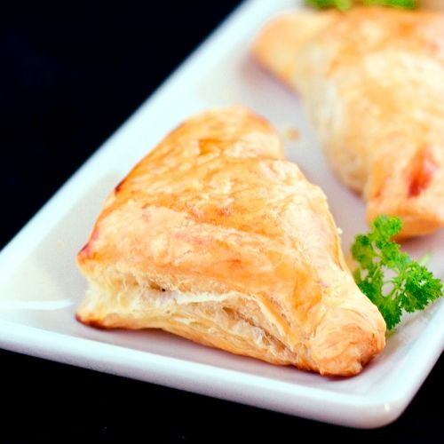 Tuna Potato Turnovers... | Comida | Pinterest