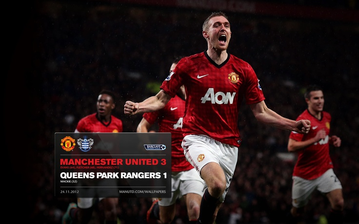 manchester united qpr channel