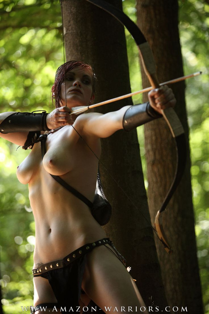 Female amazon warrior nude pictures erotic models