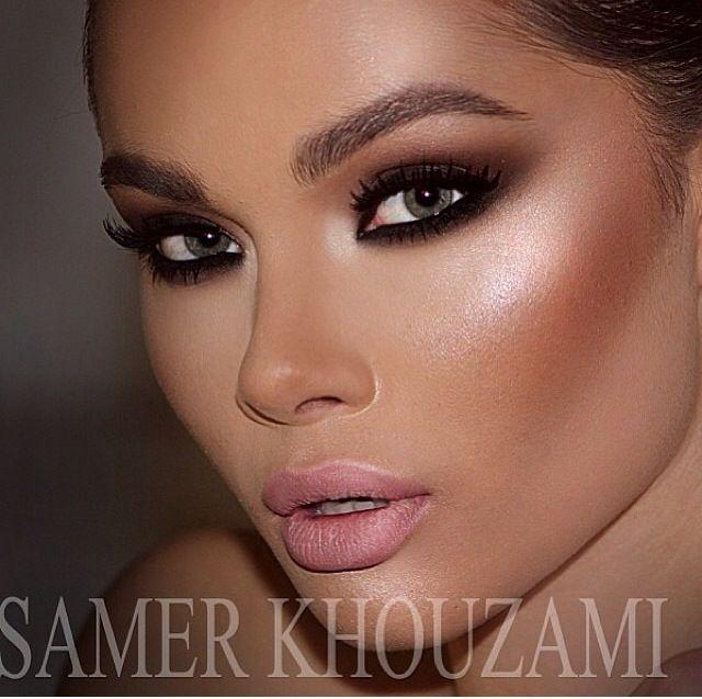 arabic makeup makeup en nails pinterest