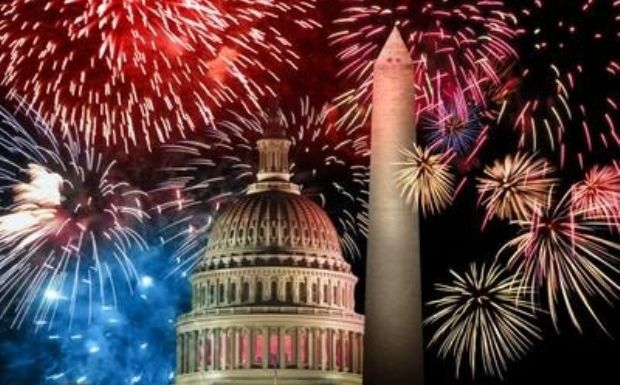 4th of july happenings dc