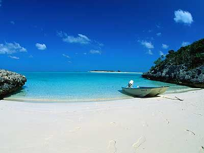 My very favorite island in the Caribbean - Turks and Caicos