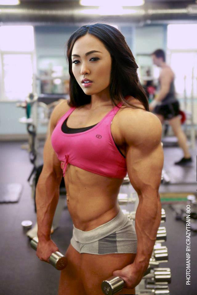 Teen female bodybuilder 1 by edinaus black models picture