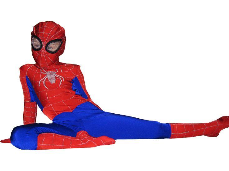 Карнавальный костюм паука своими руками