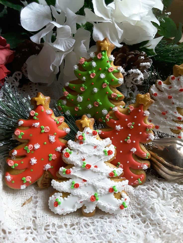 Nigella Christmas Cake Decoration : 1000+ ideas about Decorated Christmas Cookies on Pinterest ...