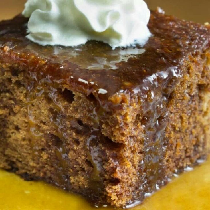 Spiced Gingerbread Cake | desserts | Pinterest