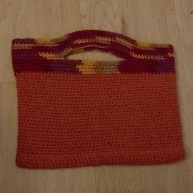 Clutch Bag Crochet : Crochet Clutch