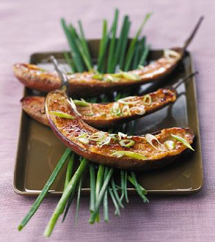 Miso-Glazed Eggplant   ..Food..   Pinterest