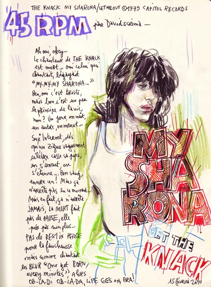 The Knack - My Sharona   Artsy Fartsy   Pinterest
