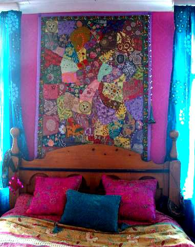 Great Tapestry Bohemian Bedroom Pinterest