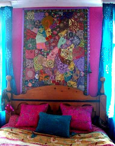 Great Tapestry Bohemian Bedroom Pinterest