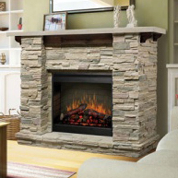 electric fireplace in great room id fireplaces pinterest