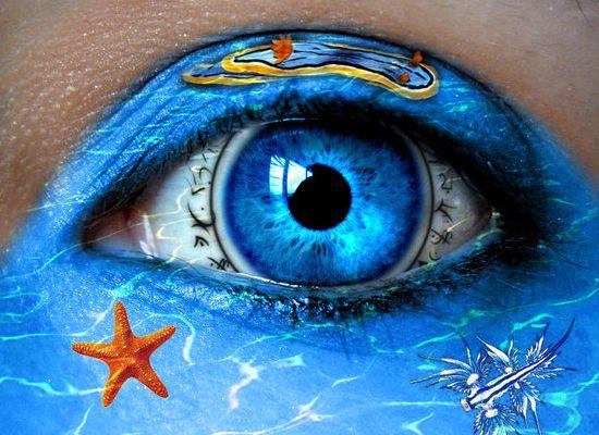 p ocean eyes A
