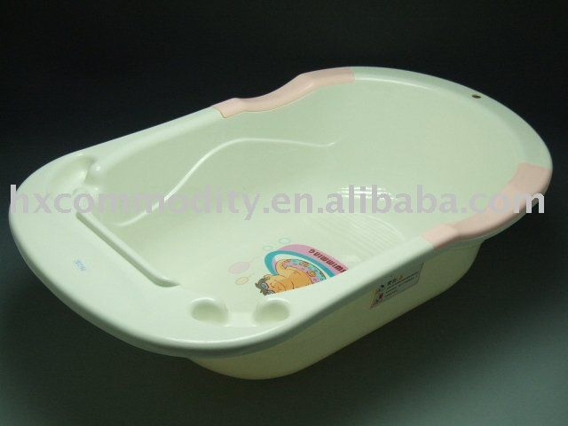 Large Children Plastic Foot Bath Tub - Buy Baby Plastic Foot Bath Tub ...