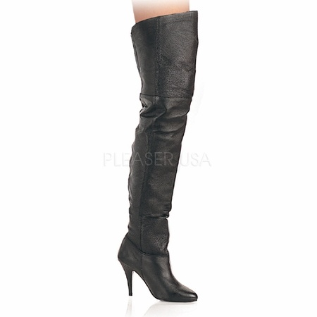 plus size thigh high boots quot thick quot