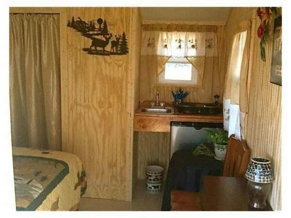 Little Shed Home Interior Tiny Homes Pinterest