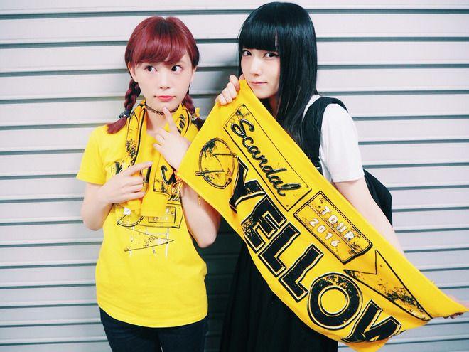 SCANDAL (日本のバンド)の画像 p1_14