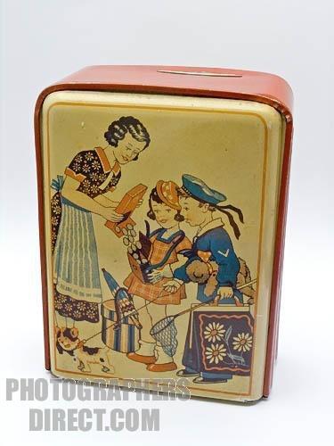 Antique Money Box