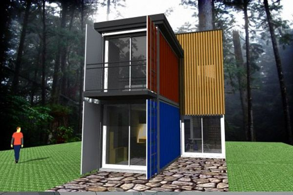 Welcome home prefab container home kit dream home pinterest - Container home kit ...